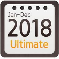 Calendar Widget 2018 Ultimate
