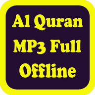 Al Quran MP3 Full Completed Offline