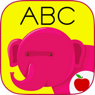 Alphabet Zoo Baby ABCs Flash Cards