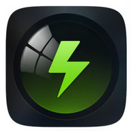 Black Widget GO Power Battery