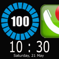 Battery Time LiveWallpaper