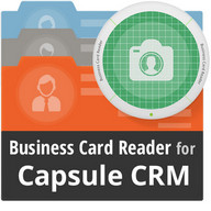 Business Card Reader for Capsule CRM