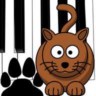 Cat Sounds Kitten Piano Meow