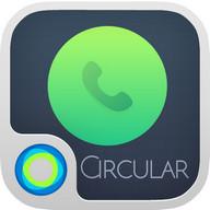 Circular Hola Launcher Theme