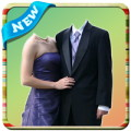 Couple Suit Photo Maker