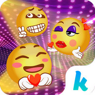 Cute Emoji for Kika Keyboard