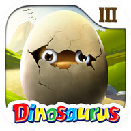 Dinohuevos III - Adopt a dinosaur and take care of it on your smartphone!