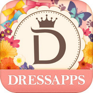 kawaii search widget DRESSAPPS