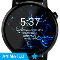Electric Watch Face Smartwatch