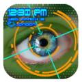 Eye Scanner Lock Techno