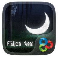 Fallen Moon GO Launcher Theme