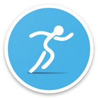 Running Walking Jogging Hiking GPS Tracker FITAPP