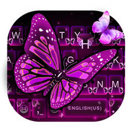 Flash Butterfly Kika Keyboard