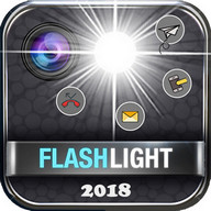Flash Torch + Call SMS Alert
