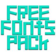 Fonts for FlipFont #20