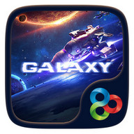 (FREE)Galaxy GO Launcher Theme