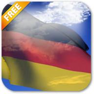 3D Germany Flag Live Wallpaper