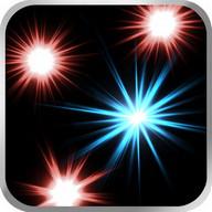 Glitter and light