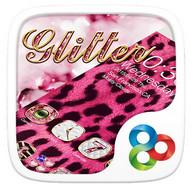 Glitter GO Launcher Theme