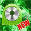 GO Locker Green Smoke Theme