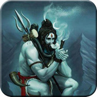 God Shiva Go Launcher Theme