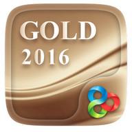 Gold  GO Launcher Theme