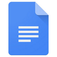 Google Docs - Create and edit text documents on Android