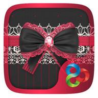 Gothic Lolita GOLauncher Theme