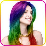 Ubah Warna Rambut