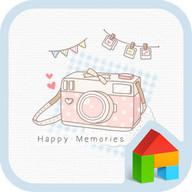 happy memories dodol theme