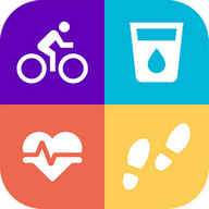 Health Pal Fitness - Weight loss coach & Pedometer