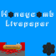 Honeycomb Livepaper Lite
