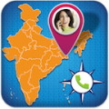 India Call Map