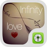 Infinity Love GO LOCKER THEME