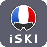 iSKI France - Ski, Snow, Resort info, GPS tracker