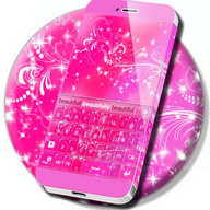 Keyboard GO Girly Themes Free