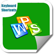 Free KingSoft Office Shortcuts