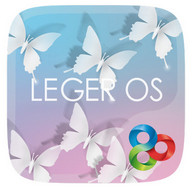 Leger OS GO Launcher Theme