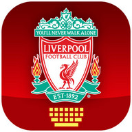 Liverpool FC Official Keyboard