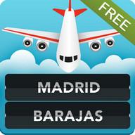 Madrid-Barajas Flight Information