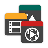 Media Viewer Small App