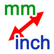 mm / inch converter