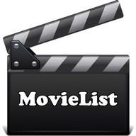 MovieList - Movie to-do list