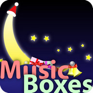 My baby Xmas Carol music boxes