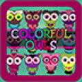 Owls Colorful Go Keyboard