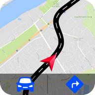 Navegação GPS- Mapa Indicações
