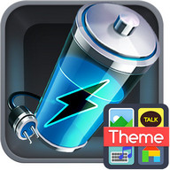 Phone Themeshop Battery - Easily see how much battery you have left