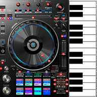 Piano DJ Mixer