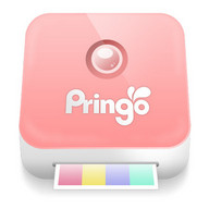Pringo - fun photo