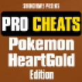 Pro Cheats Pokemon HeartGold Edition